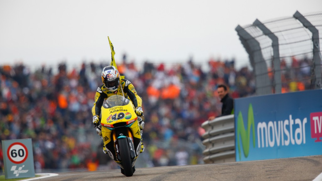 Maverick Viñales, Paginas Amarillas HP 40, ARA RACE
