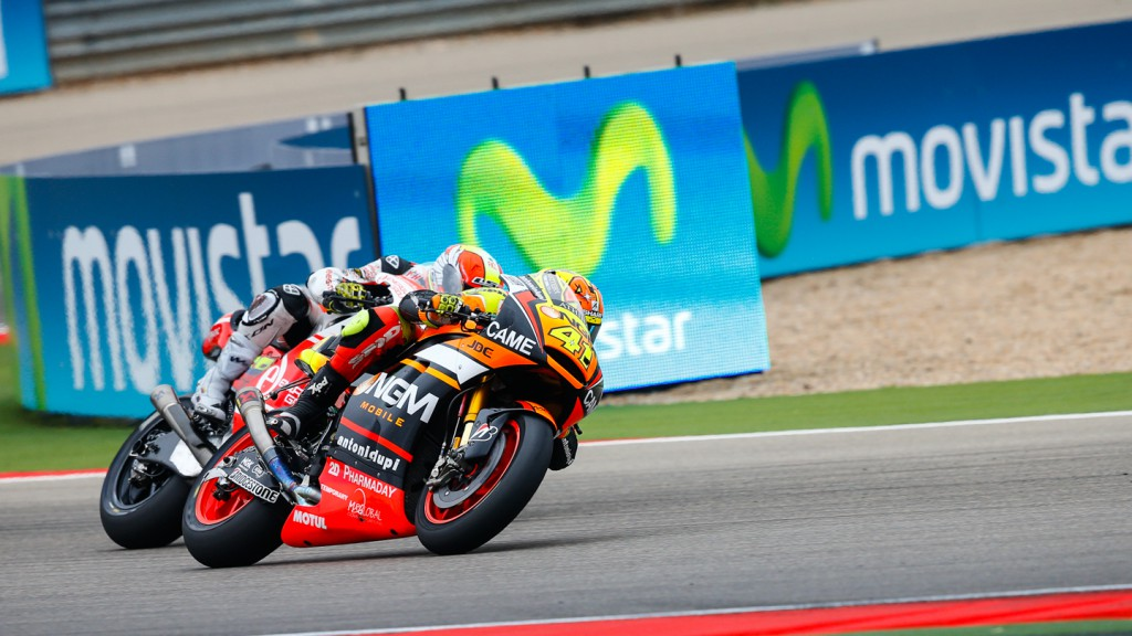 Aleix Espargaro, NGM Forward Racing, ARA RACE