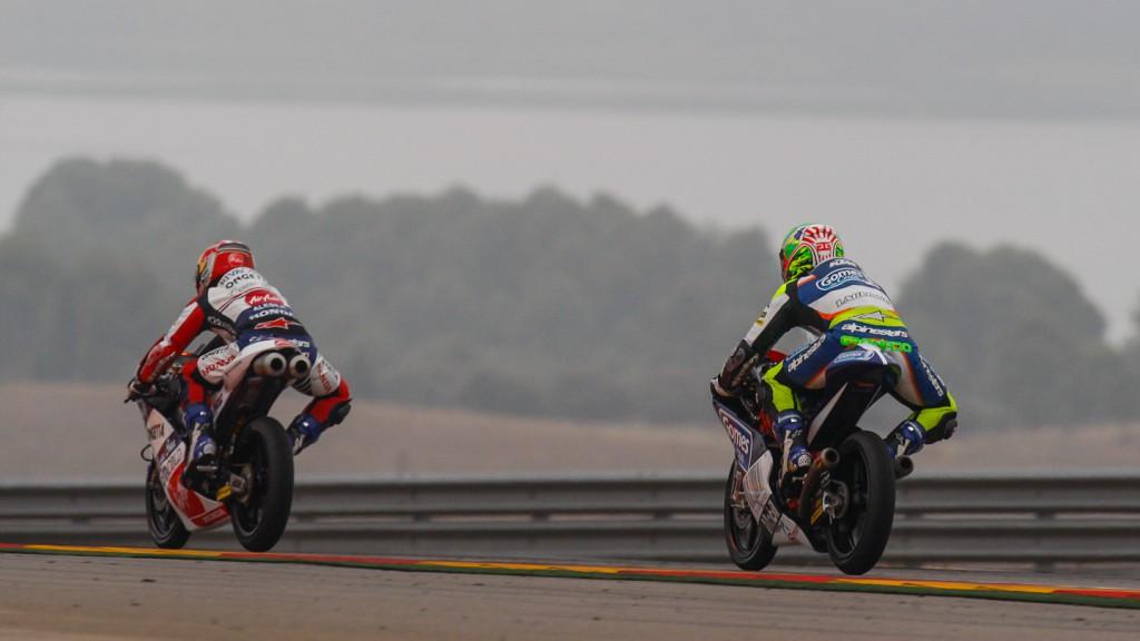 Eric Granado, Calvo Team, ARA RACE