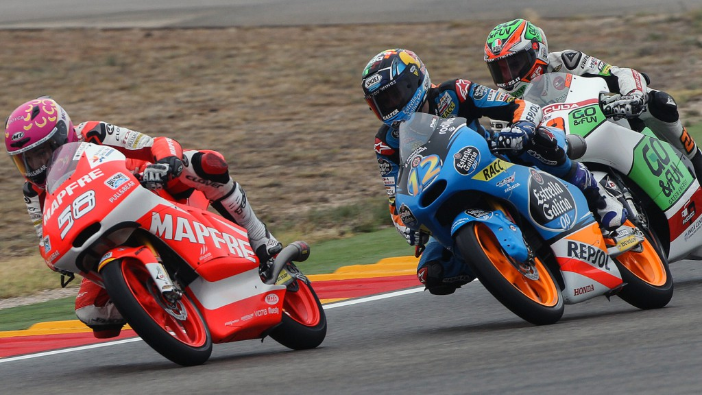 Juanfran Guevara, Mapfre Aspar Team Moto3, ARA RACE
