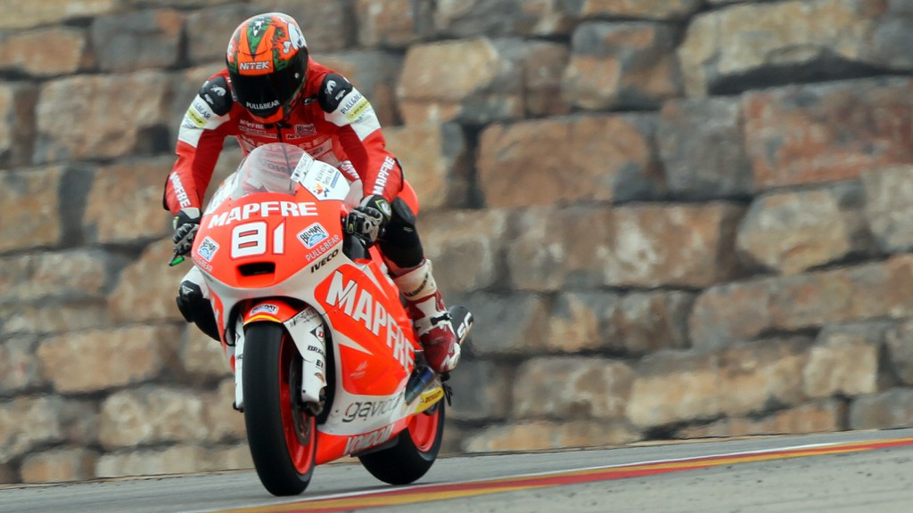 Jordi Torres, Mapfre Aspar Team Moto2, ARA RACE