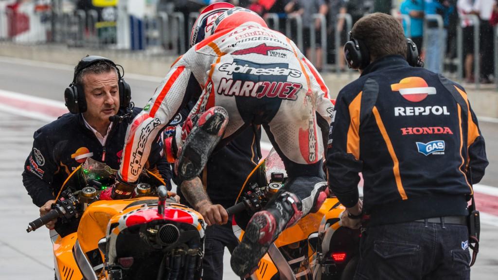 Marc Marquez, Repsol Honda Team, ARA RACE © Copyright Xavi Bonilla