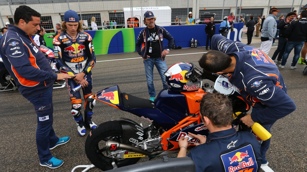 Karel Hanika, Red Bull KTM Ajo, ARA RACE