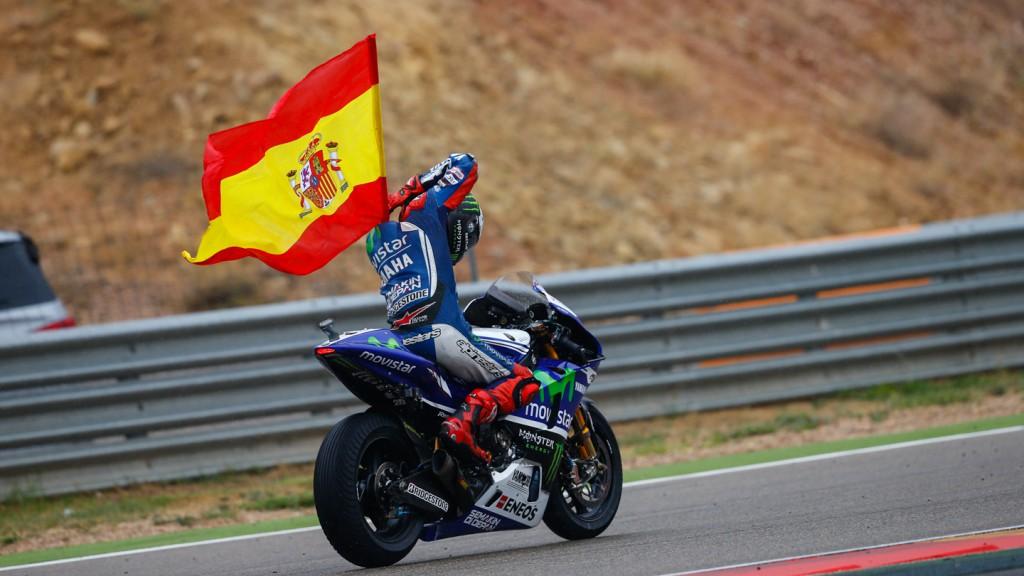 Jorge Lorenzo, Movistar Yamaha MotoGP, ARA RACE