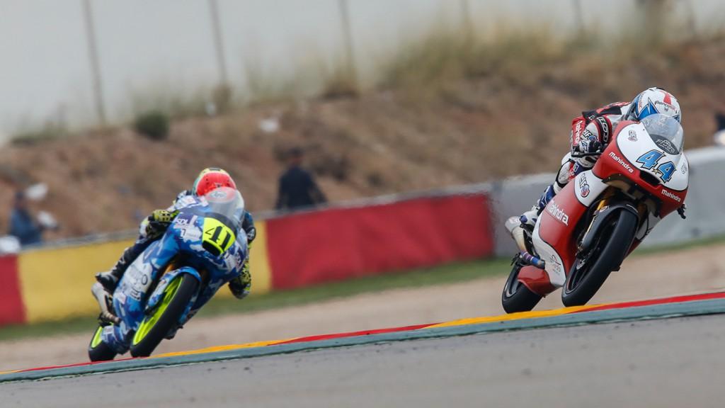 Miguel Oliveira, Brad Binder, Mahindra Racing, Ambrogio Racing, ARA RACE
