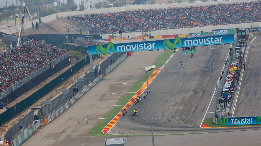 Moto2 Action, ARA RACE