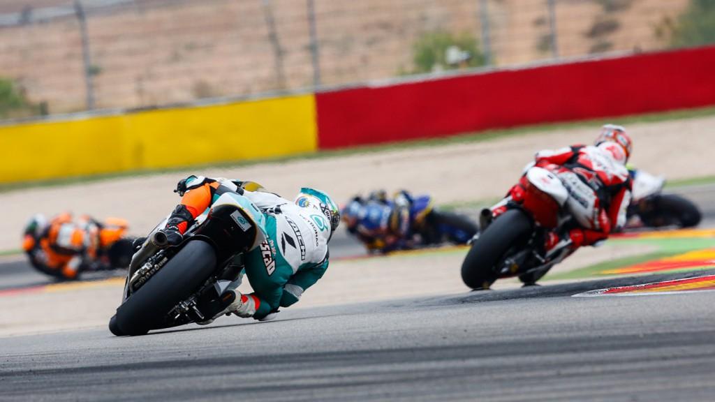 Hafizh Syahrin, Petronas Raceline Malaysia, ARA RACE