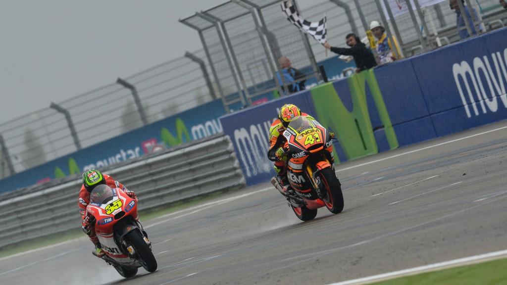 Cal Crutchlow, Aleix Espargaro, Ducati Team, NGM Forward Racing, ARA RACE