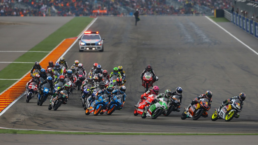 Moto3 Start, ARA RACE