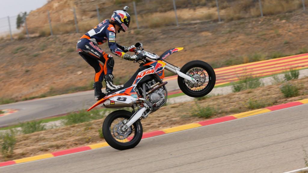 Supermotard Aragón MotorLand