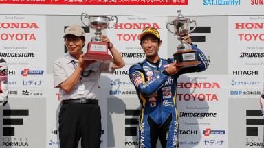 Yuki Takahashi, Mamoru Moriwaki