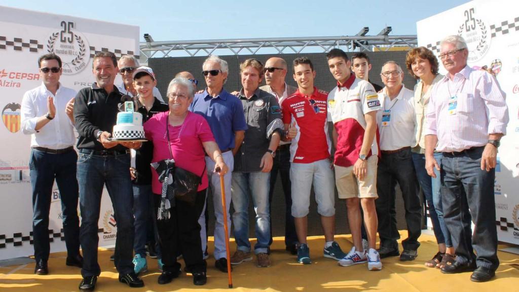 Champi Herreros Title Anniversary