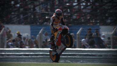 #MM93TitleChance: MotoGP™ en route to Far East with Marquez aiming to clinch title