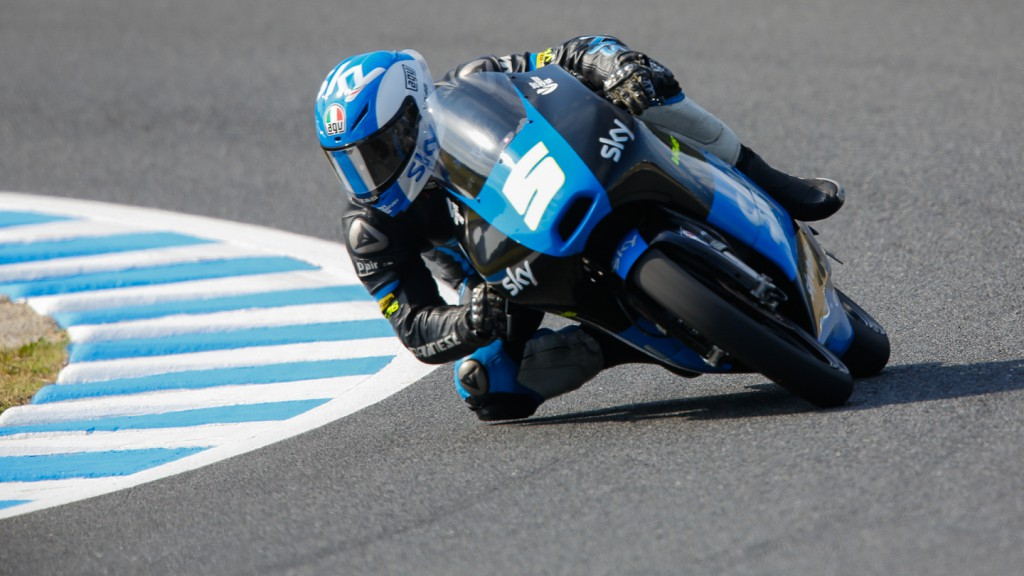 Romano Fenati, SKY Racing Team VR46, JPN FP2