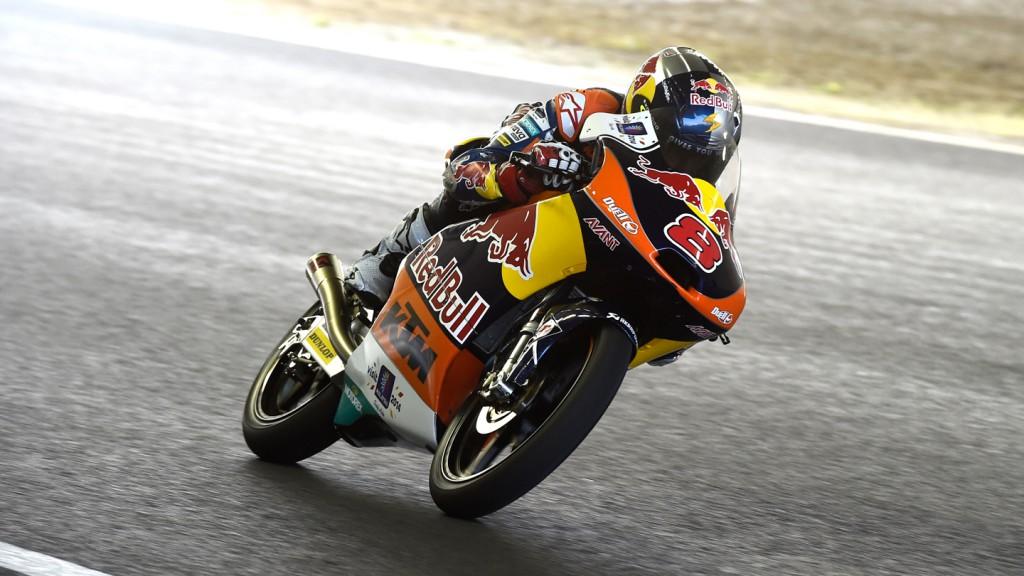 Jack Miller, Red Bull KTM Ajo, JPN FP2