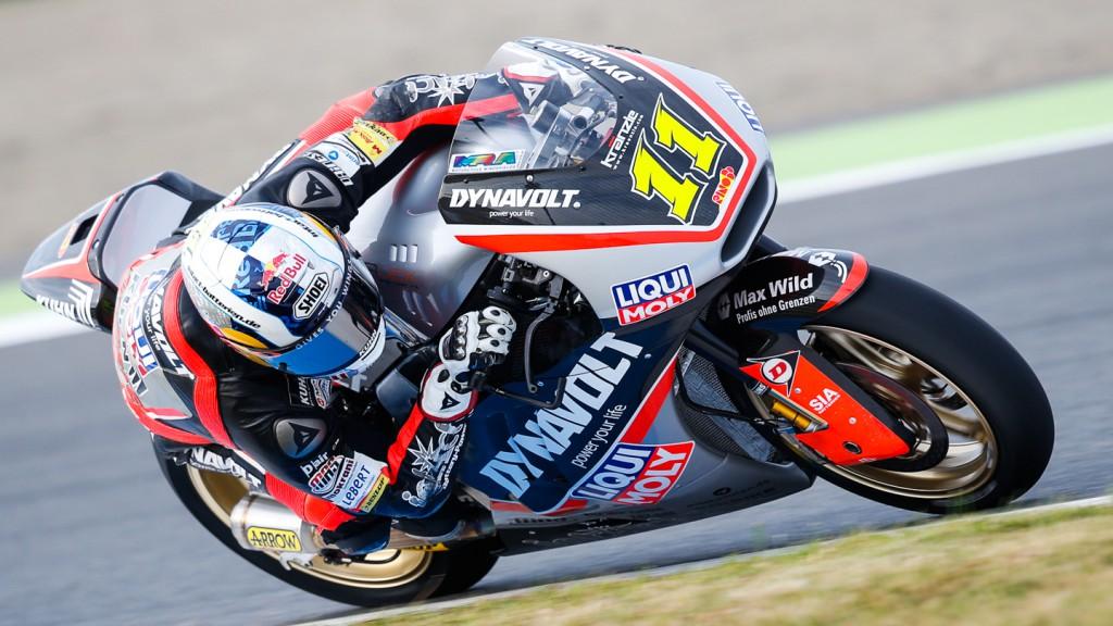 Sandro Cortese, Dynavolt Intact GP, JPN FP2
