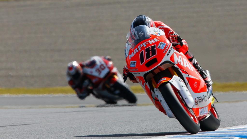 Nicolas Terol, Mapfre Aspar Team Moto2, JPN FP1