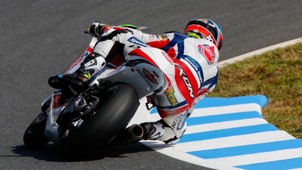 Xavier Simeon, Federal Oil Gresini Moto2, JPN FP1