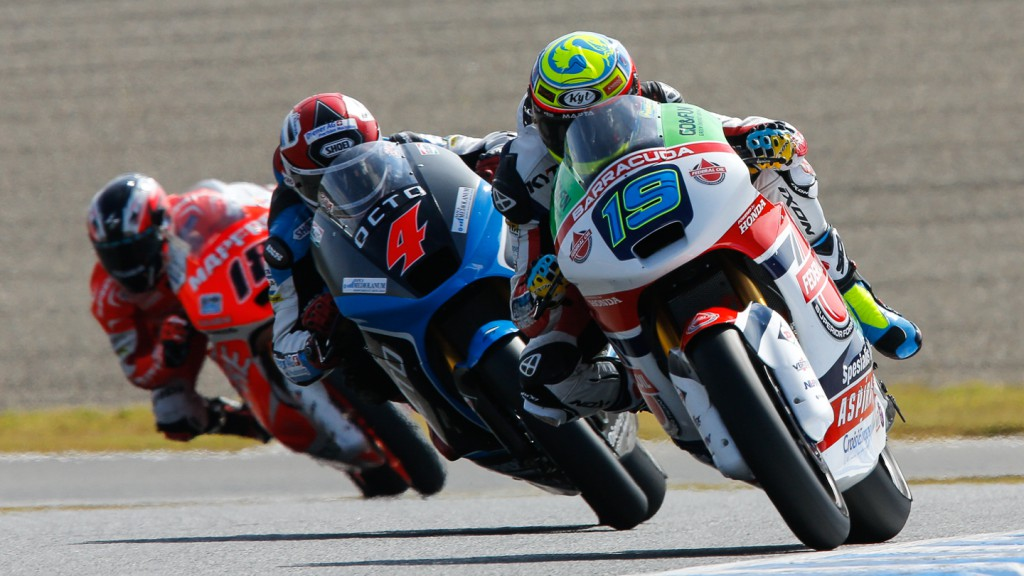 Randy Krummenacher, Xavier Simeon, Octo IodaRacing Team, Federal Oil Gresini Moto2, JPN FP2