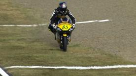 Motegi 2014 - Moto3 - FP1 - Action - Philipp Oettl