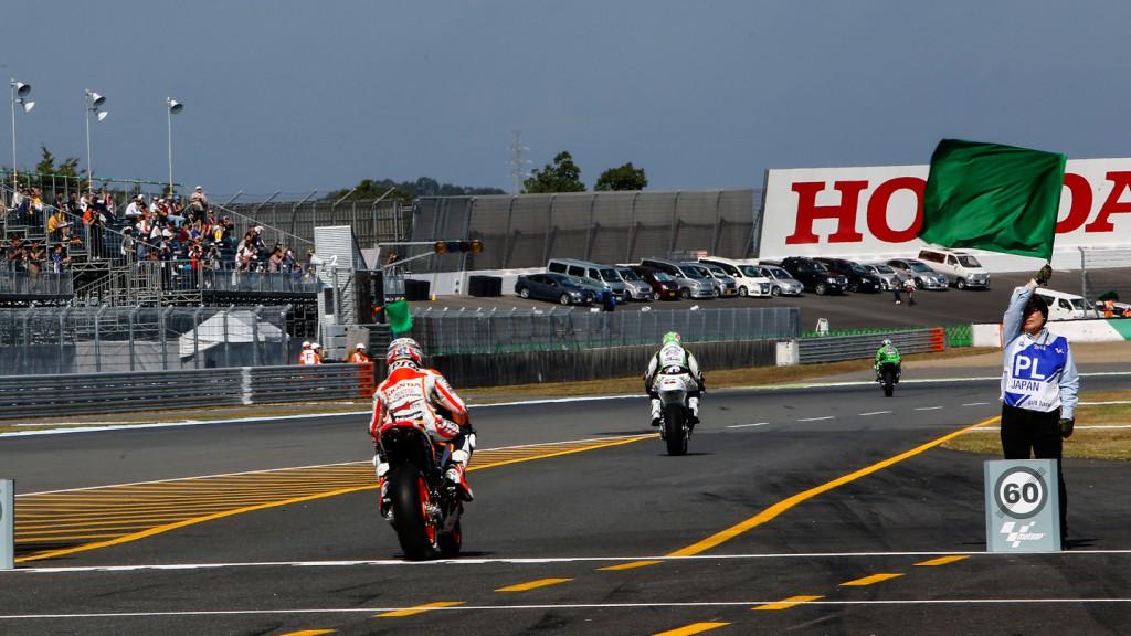 MotoGP Action, JPN FP2