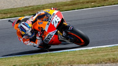Dani Pedrosa, Repsol Honda Team, JPN FP2