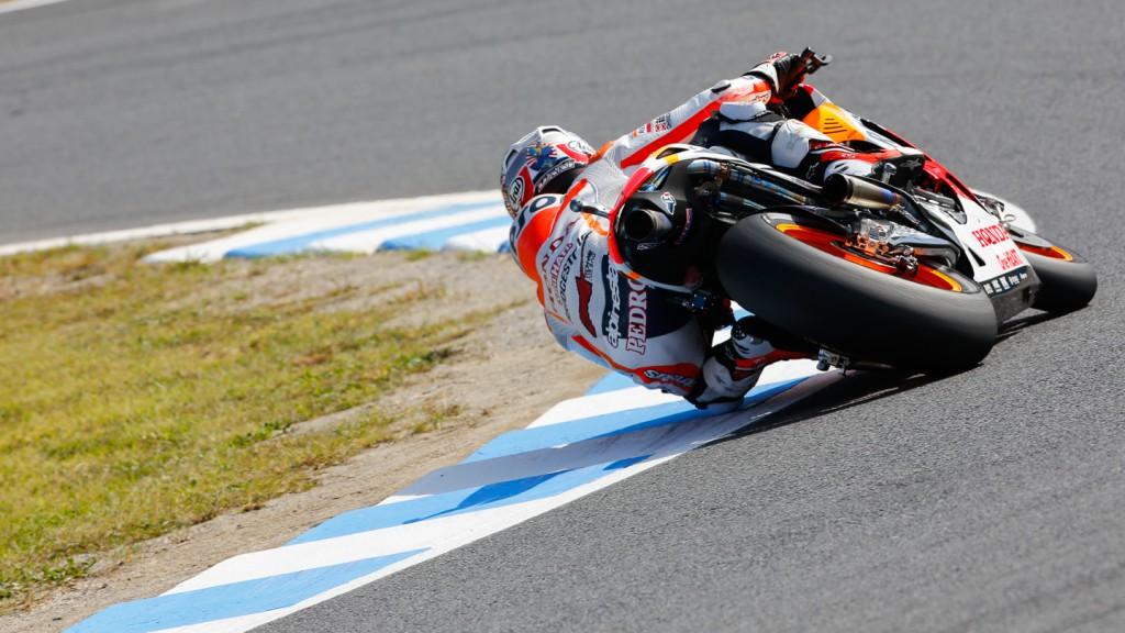 Dani Pedrosa, Repsol Honda Team, JPN FP1