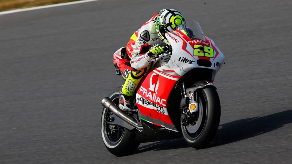 Andrea Iannone, Pramac Racing, JPN FP1