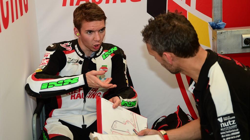 Luca Grünwald, Kiefer Racing, JPN FP2