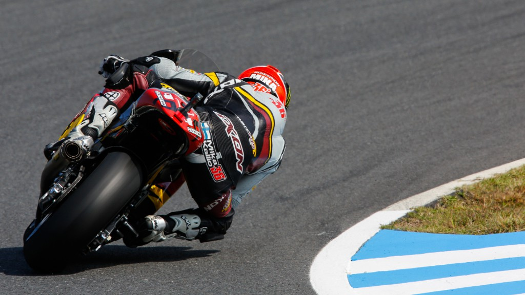 Mika Kallio, Marc VDS Racing Team, JPN FP2
