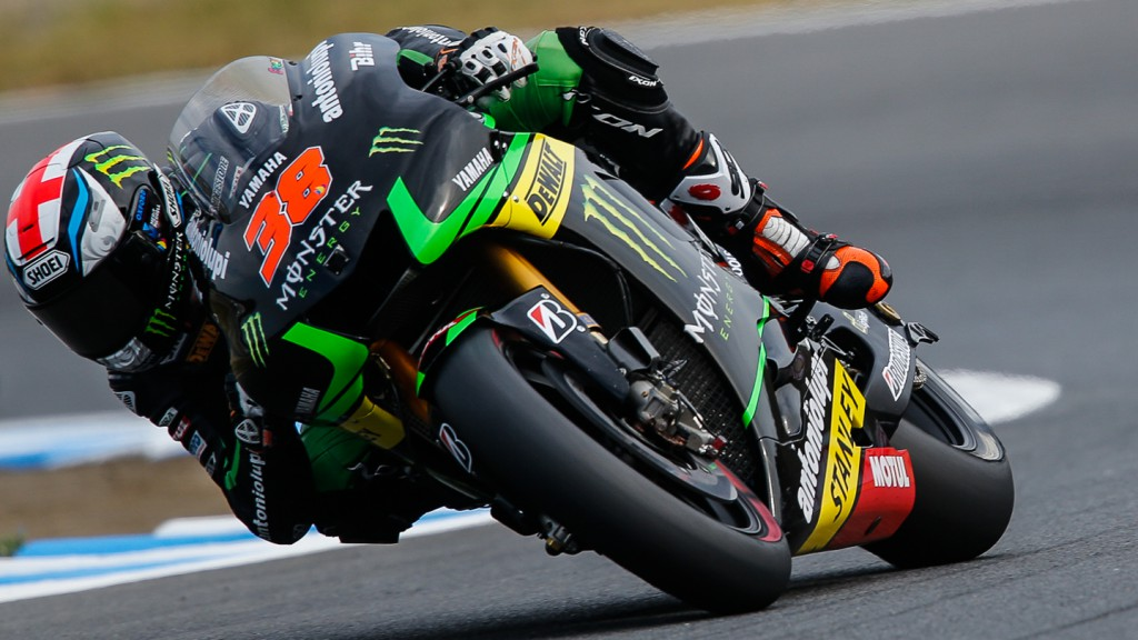Bradley Smith, Monster Yamaha Tech 3, JPN FP2