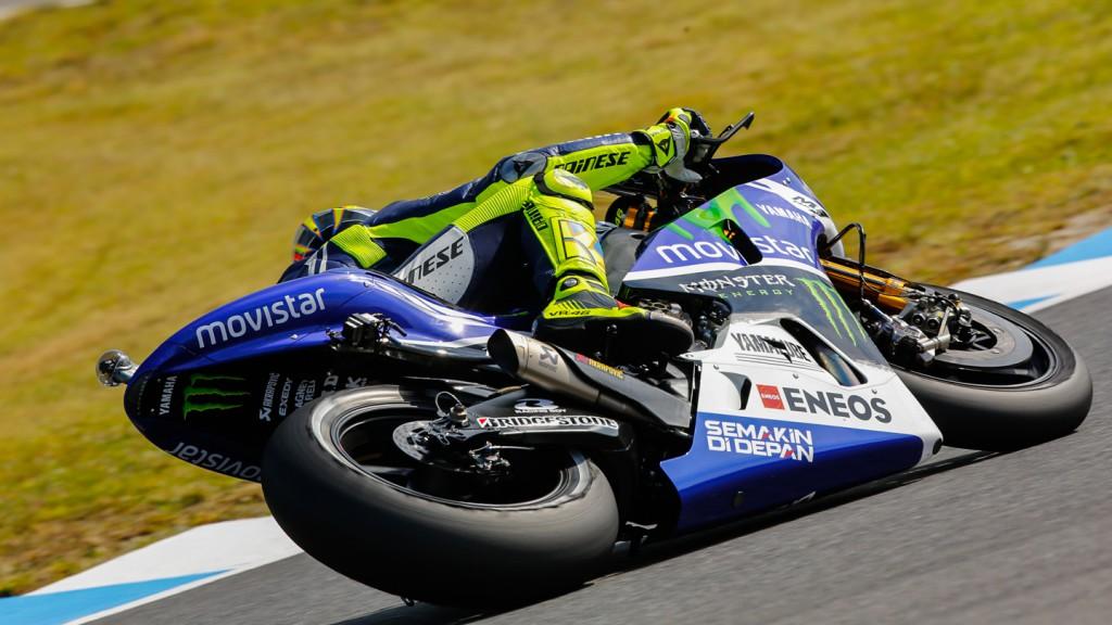 Valentino Rossi, Movistar Yamaha MotoGP, JPN FP2