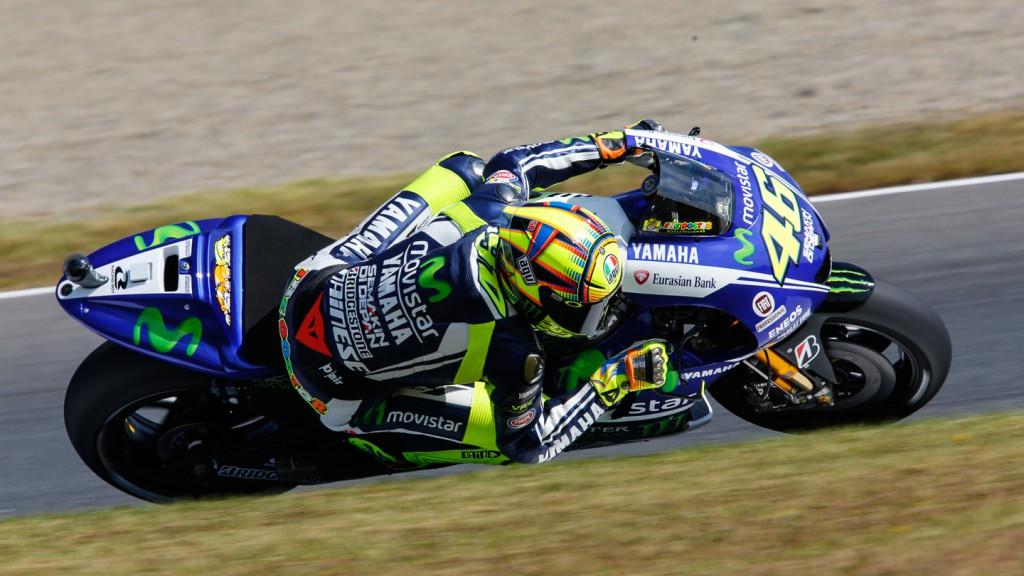 Valentino Rossi, Movistar Yamaha MotoGP, JPN FP1