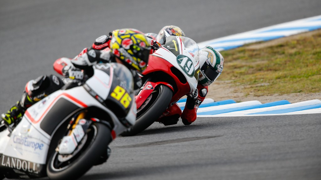 Axel Pons, AGR Team, JPN FP2