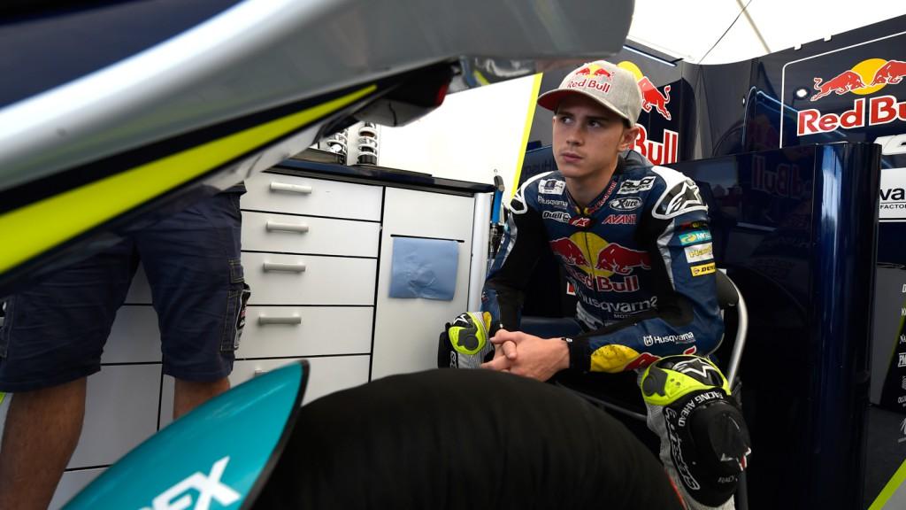 Danny Kent, Red Bull Husqvarna Ajo, JPN FP2