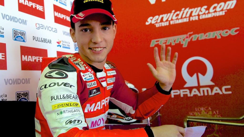 Juanfran Guevara, Mapfre Aspar Team Moto3, JPN FP2