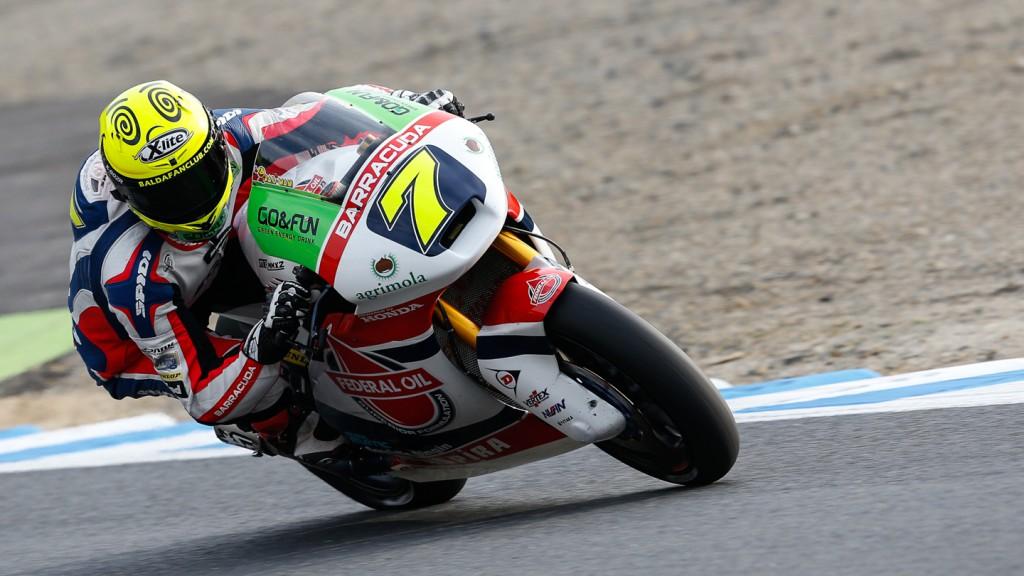 Lorenzo Baldassarri, Gresini Moto2, JPN FP2