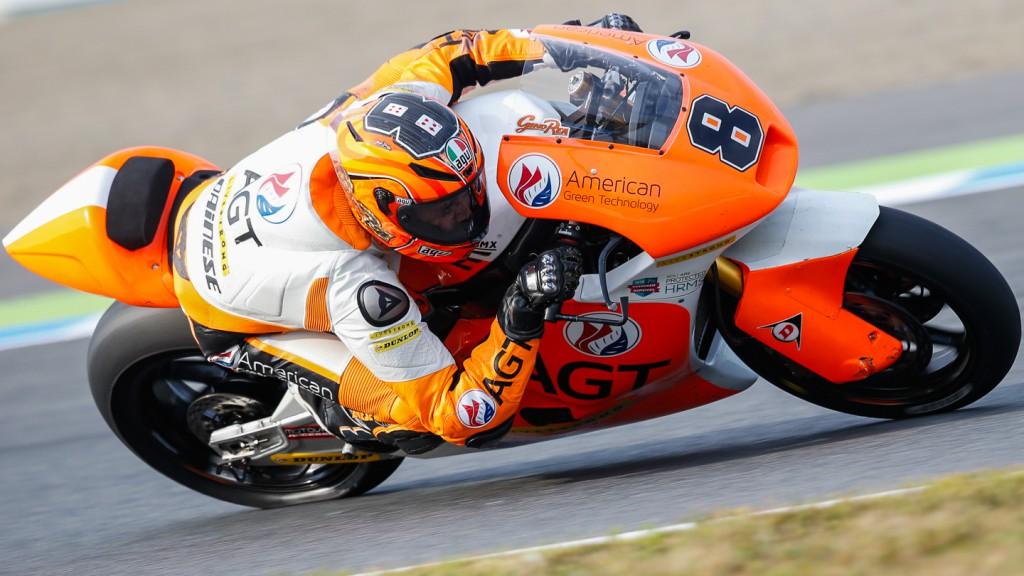 Gino Rea, AGT REA Racing, JPN FP2