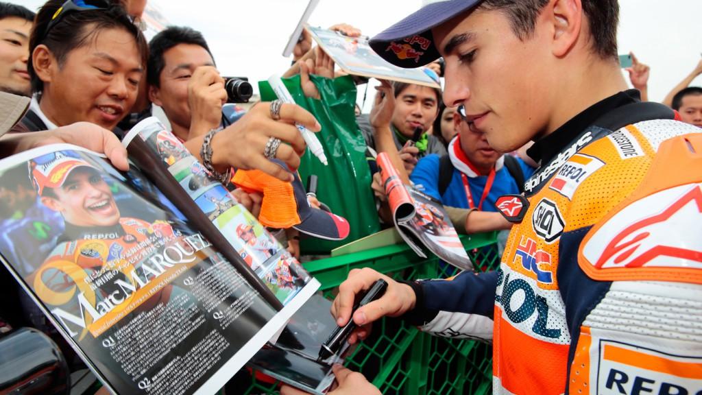 Marc Marquez, Repsol Honda Team, JPN FP2