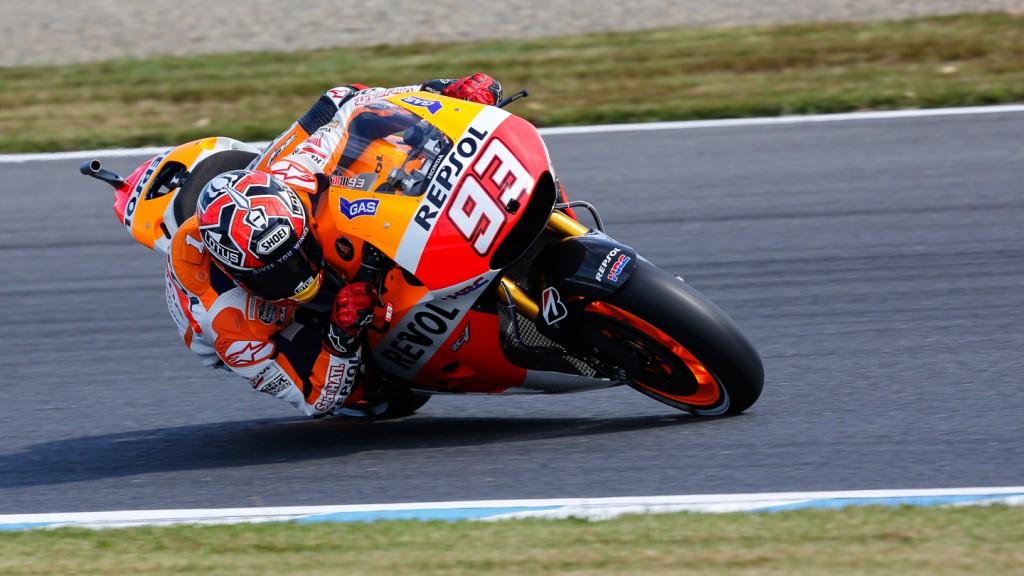 Marc Marquez, Repsol Honda Team, JPN FP1