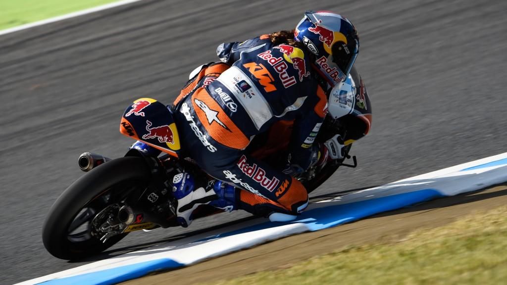 Karel Hanika, Red Bull KTM Ajo, JPN FP2