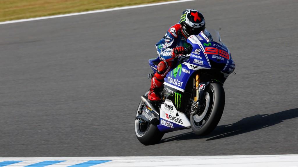 Jorge Lorenzo, Movistar Yamaha MotoGP, JPN FP1