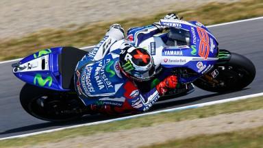 Jorge Lorenzo, Movistar Yamaha MotoGP, JPN FP2