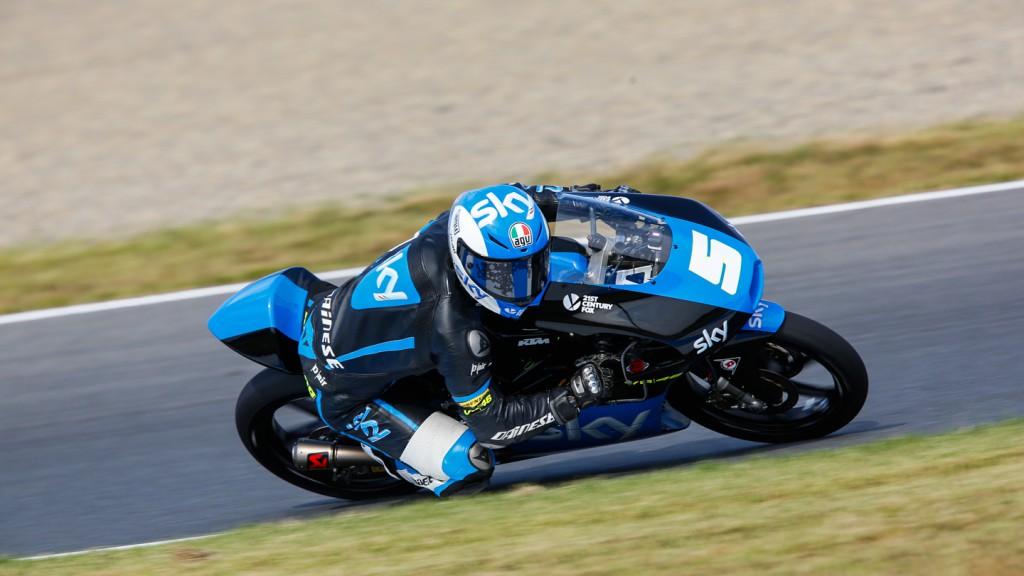 Romano Fenati, SKY Racing Team VR46, JPN QP