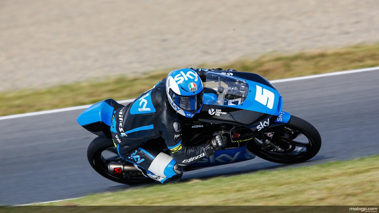 motogp.com · Romano Fenati, SKY Racing Team VR46, JPN QP
