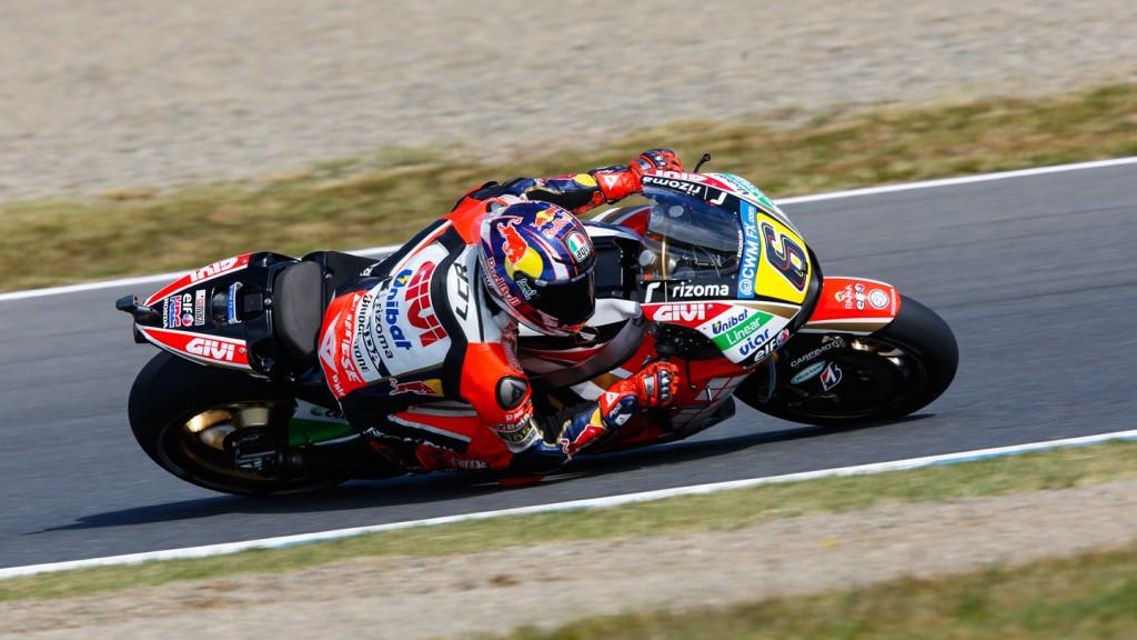 Stefan Bradl, LCR Honda MotoGP, JPN Q2