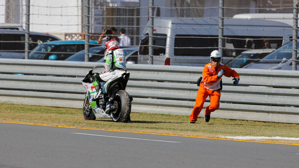 Hector Barbera, Avintia Racing, JPN Q1