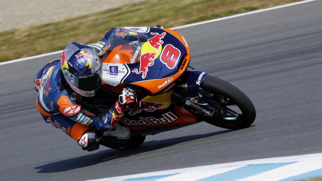 Jack Miller, Red Bull KTM Ajo, JPN FP3