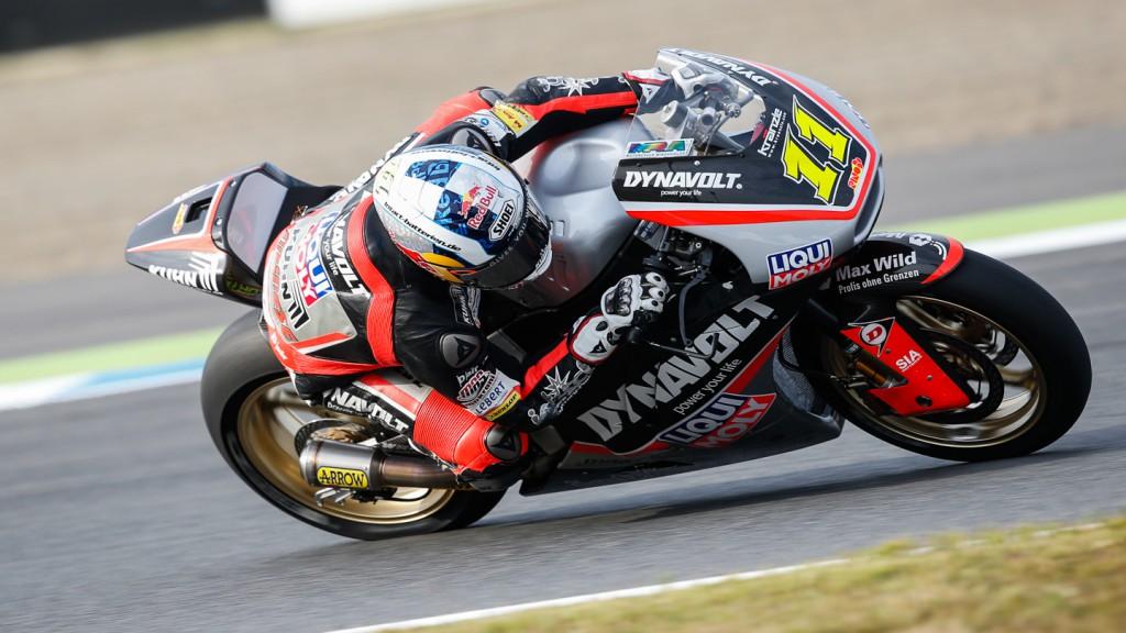 Sandro Cortese, Dynavolt Intact GP, JPN FP3