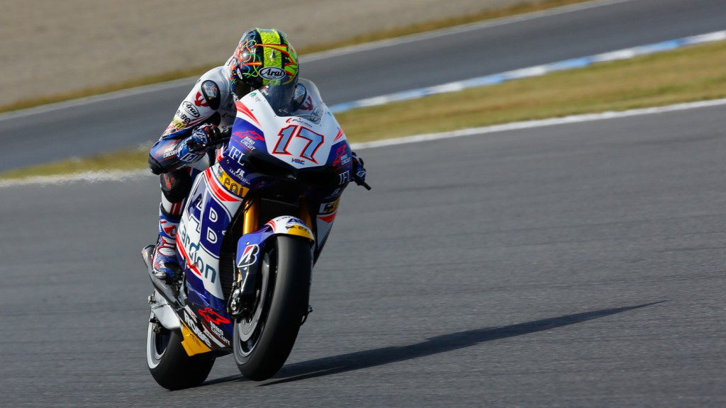Karel Abraham, Cardion AB Motoracing, JPN Q1
